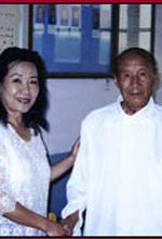 Lily Lau in China - 2000