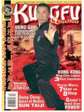 2nd Int'l Kung Fu Wushu Masters' Exhibitions